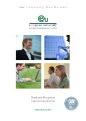 European University : BUSINESS SCHO...