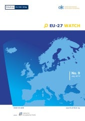 Eu 27 Watch Centre International De...
