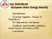 EU Energy Security