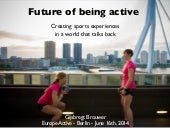 Future of the fitness industry