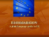European Union Jargons