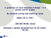 European Commission - Social Innova...
