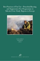 Best Practices of Fire Use – Prescr...