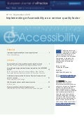 European journal epractice volume 10