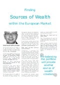Finding Sources of Wealth within the European Market