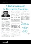 A Global Approach to Diversified Investing: Interview with: Nouriel Roubini, Professor of Economics, NYU's Stern School of Business - European Pensions and Investments Summit