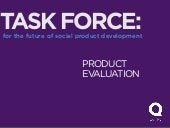 Quirky Future Taskforce:  Product E...