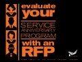Evaluate Your Service Anniversary Awards RFP