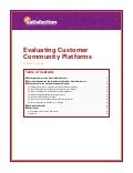 Buyers Guide To Evaluating Customer Community Platforms