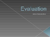 Evaluation a2 media joshua