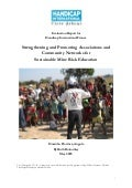 HI 78a - Strengthening and Promoting Associations and Community Networks for Sustainable Mine Risk Education : Huambo Province, Angola (English)