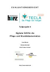 "Evaluationsbericht ""Digitaler Stift"""