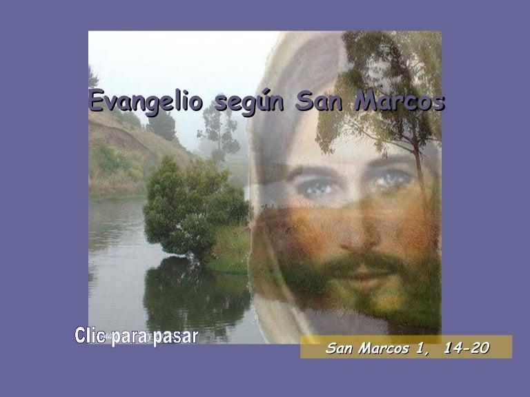 Resultado de imagen para Marcos 1,14-20
