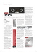 Eve Audio SC305 musictech review
