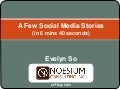 3 Social Media Stories - Personality, Ecosystem, Twitter Interview