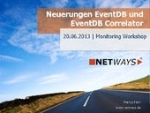 EventDB - Hamburg 2013
