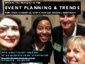 Event Planning & Trends: Design, Technology & F&B