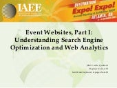 Event Websites, Part I: Understandi...