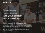 How to make your own branded travel app using Everplaces