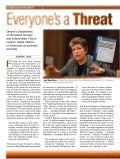 Everyone's a threat - the new american magazine - may 11 - 2009