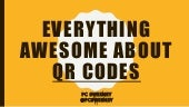 Everything  awesome about qr codes (In Libraries)