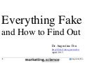 Everything Fake Click Fraud Fake Pages Botnets Ad Waste Reduction