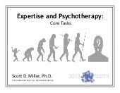 What are the Core Tasks of Psychoth...