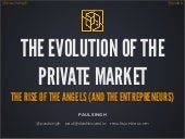 Evolution of the Private Market - Paradoxos - June 2013