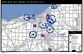Urban Retail Solutions: EWC Northeast Ohio Map