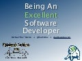 Being an Excellent Software Developer
