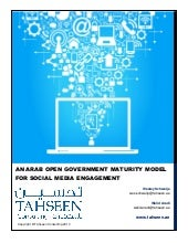 An Arab Open Government Maturity M...