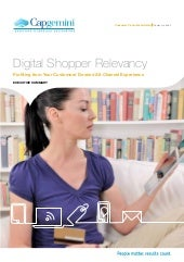 [Executive summary] Digital Shopper...