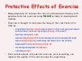 Exercise and CVD