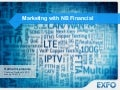 EXFO- Marketing with NB Financial - Jan 2013