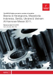 Exhibitor catalogue - Hannover Mess...