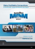 Interested in Exhibiting at MD&M West?