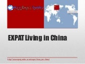 Expat living in china - Asia Expat ...