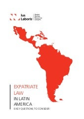 Expatriate Law in Latin America