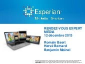 Les RDV Experts Marketing cross-can...