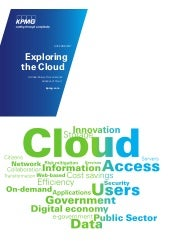 Exploring the cloud – a global kpmg...