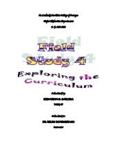 Exploring the curriculum(fs4)