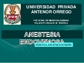 Expo   anestesico endovenoso