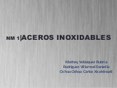Expo aceros inoxidables
