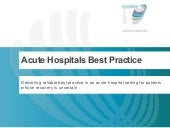 Acute hospitals end of life care be...