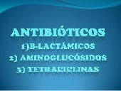 Expo antibioticos