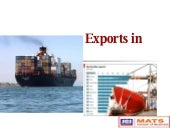 Export Items In India
