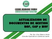 Exposicion documentos de gestion
