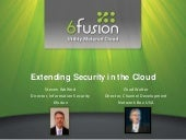 Extending security in the cloud   n...