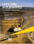 EY - Let's Talk Sustainability Issue 4