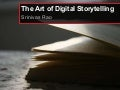 The Art of Digital Story Telling